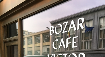 Bozarcafé - aanpassen technische installaties