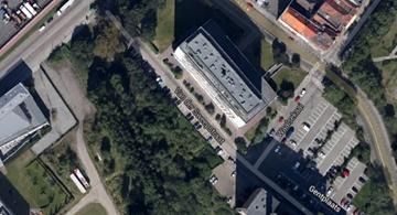 """Inkoppeling appartementsgebouw """"De Gerlache"""" op warmtenet Nieuw-Zuid in Antwerpen"""