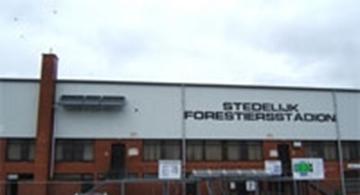 Haalbaarheidsstudie en renovatie stookplaats - Forestierstadion