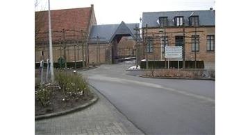 Faculty Club en Convent van Chièvres, Groot Begijnhof