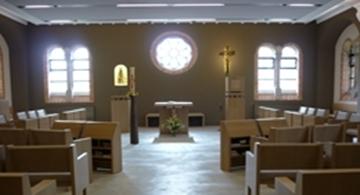 Priorij Bethanië - renovatie kapel