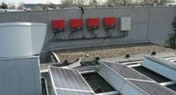 PV-installatie Buromac