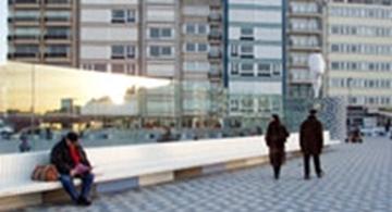Heraanleg Rubensplein met ondergrondse parking