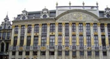 Bâtiments KBC Grote Markt, Bruxelles
