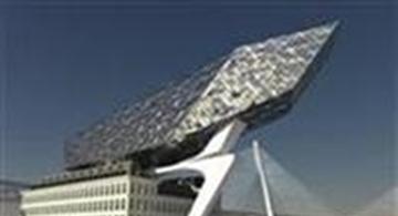 Onderhoud Nieuw Havenhuis Antwerpen