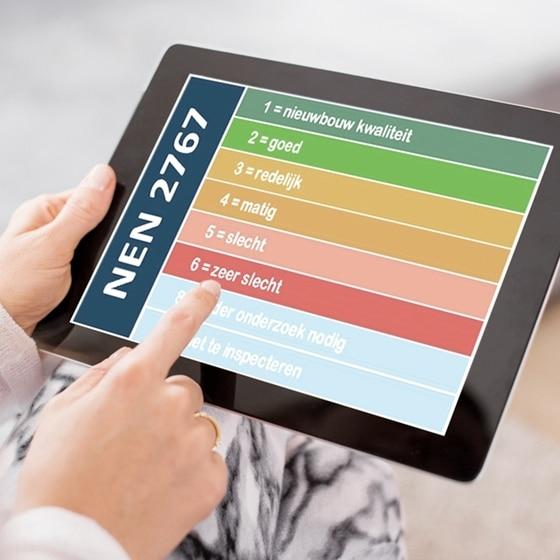NEN2767 audit & condition check