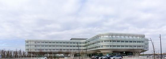 Nieuwbouwziekenhuis AZ Zeno up and running