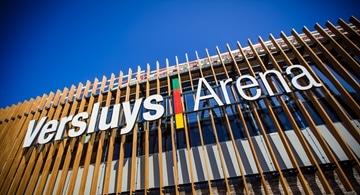 Nieuwe KVO stadion