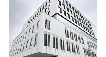 KUL onderwijs- en onderzoeksgebouw – campus Ter Groene Poorte