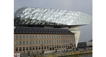 The new Antwerp Porthouse