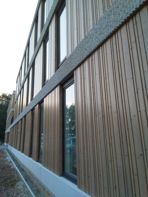 Op de campus De Varens in Sint-Andries Brugge opende het GO! het internaat De Hazelaar.