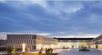 AZ Groeninge - Nouveau bâtiment
