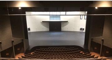 "Cultuurhuis en theaterzaal ""De Warande"""
