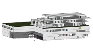 Wever & Ducré nieuw kantoorgebouw