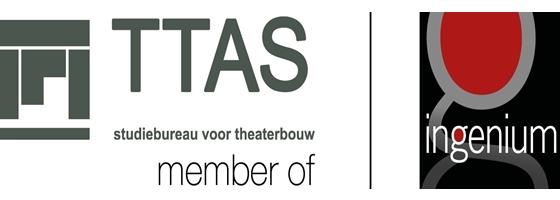 TTAS Theaterbouw en Ingenium slaan de handen in elkaar