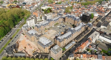 Caserne Leopold - Province House East Flanders