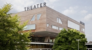 International arts centre De Singel