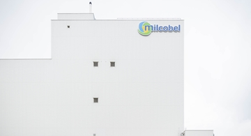 Milcobel Kallo - Uitbreiding melkpoederproductie