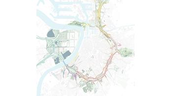 """""""Over de Ring"""" Antwerpen - energievisie"""