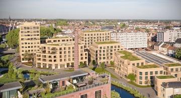 Keizerpoort Gent - Fase 1