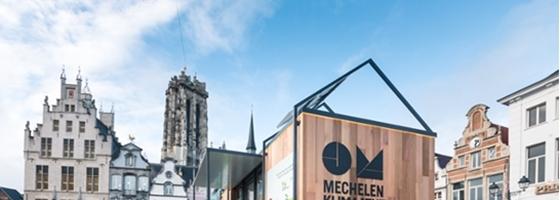 Een warmtestrategie voor Mechelen