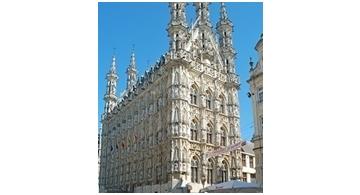 Herbestemming stadhuis Leuven